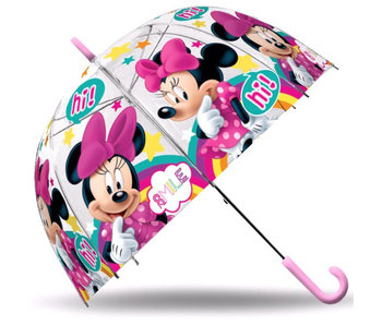 Disney Minnie Mouse Regenschirm Hallo! 47 cm