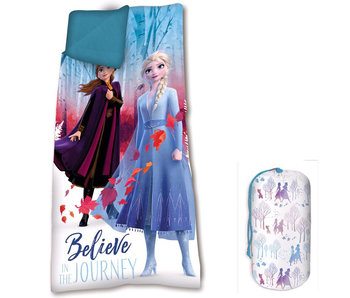 Disney Frozen child's sleeping bag