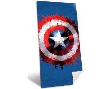 Marvel Avengers Strandtuch Logo 75 x 150 cm