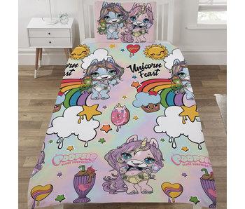 Poopsie Bettbezug Symbol 135 x 200 cm