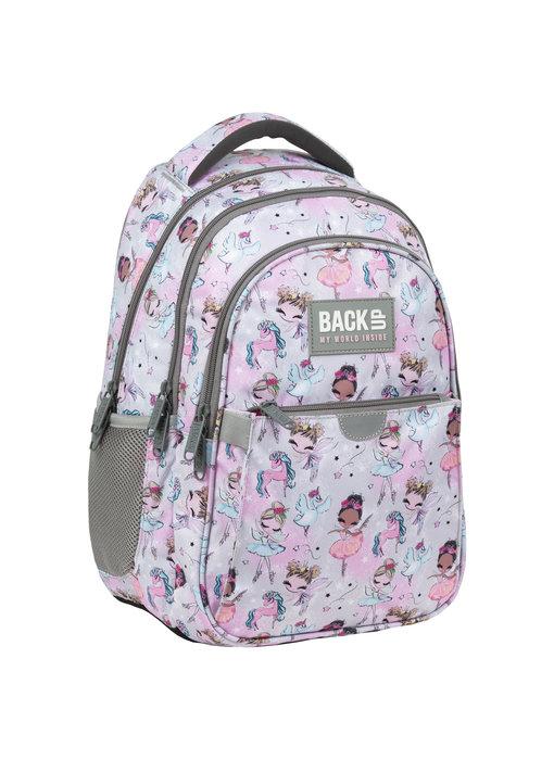 Back Up Backpack Ballet 39 cm