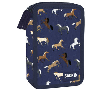 Back Up Filled pouch Horses