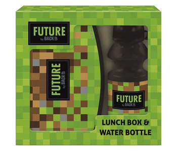 Back Up Set Lunchbox + Bottle Future