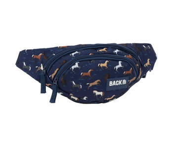Back Up Waist bag Horses 25 cm