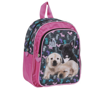 Cleo & Frank Toddler / toddler backpack puppies 29 cm