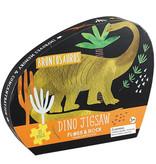 Floss & Rock Dinosaure - puzzle - 20 pièces - 38 x 33 cm - Multi