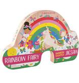 Floss & Rock Rainbow Fairy - puzzle - 80 pièces - 60 x 40 cm - Multi