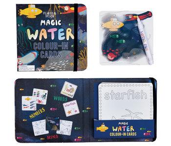 Floss & Rock Cartes de couleurs Ocean Water