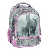 Animal Pictures Horse backpack - 42 x 31 x 16 cm - Multi