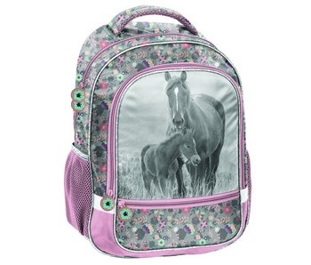 Animal Pictures Horse backpack 42 x 31 x 16