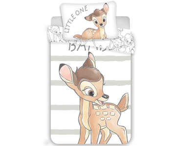 Disney Bambi Housse de couette BÉBÉ Little One 100 x 135 cm