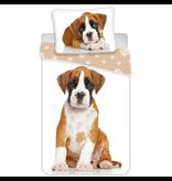 Animal Pictures Duvet cover Dog - Single - 140 x 200 cm - Multi