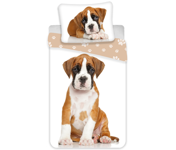 Animal Pictures Bettbezug Hund 140 x 200