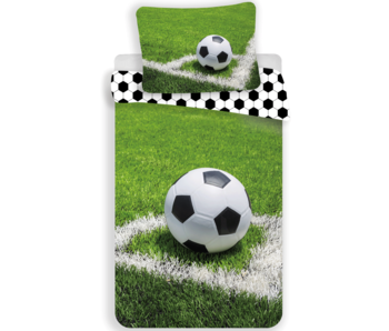 Voetbal Dekbedovertrek Corner 140 x 200