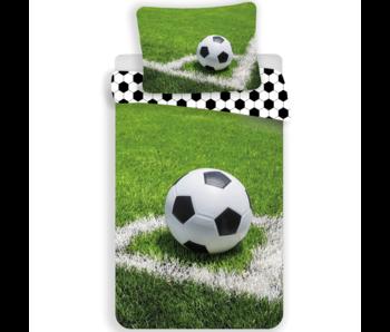Voetbal Duvet cover Corner 140 x 200