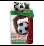 Voetbal Bettbezug - Einzel - 140 x 200 cm - Mehrfach