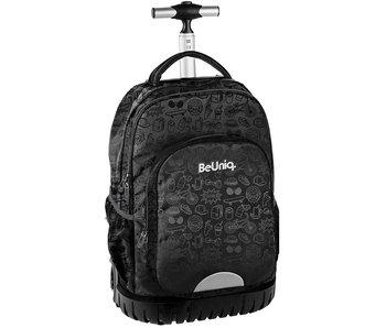 BeUniq Backpack Trolley Drawings 49 cm