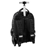 BeUniq Backpack Trolley Drawings 49 x 32 x 20 cm - Multi