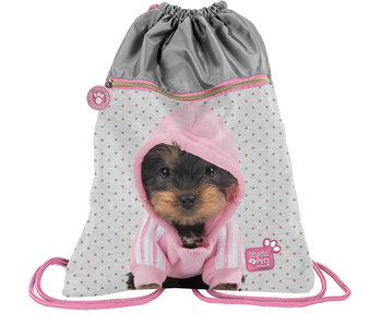 Studio Pets Gymbag hooded puppy 45 x 34 cm