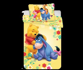 Disney Winnie the Pooh Housse de couette bébé 100x135 cm