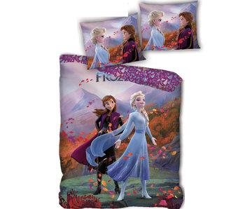 Disney Frozen Housse de couette en polyester 140x200cm