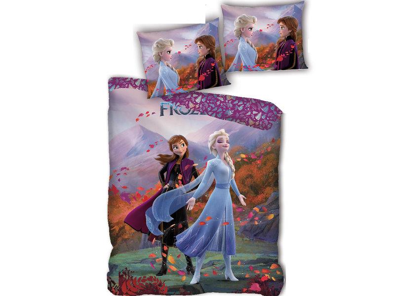 Disney Frozen Duvet cover - Single - 140 x 200 cm - polyester