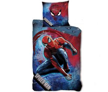 SpiderMan Bettbezug Maske 140 x 200