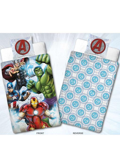 Marvel Avengers Duvet cover Flannel Team 140 x 200