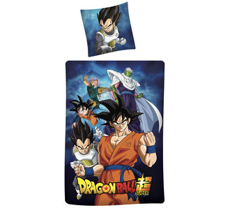 Dragon Ball Z Dekbedovertrek  Vegeta 140 x 200 cm