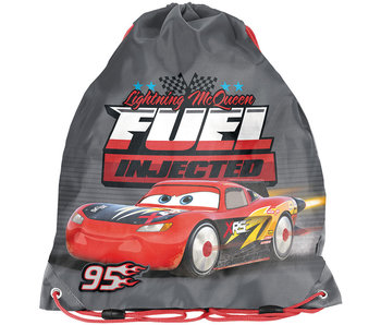 Disney Cars Gymbag fuel 38 x 34 cm