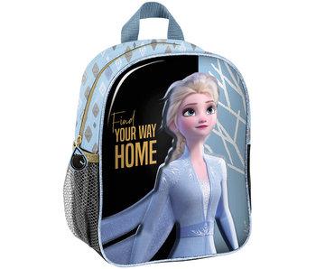 Disney Frozen Sac à dos enfant en bas âge 3D Snow Queen 28 cm