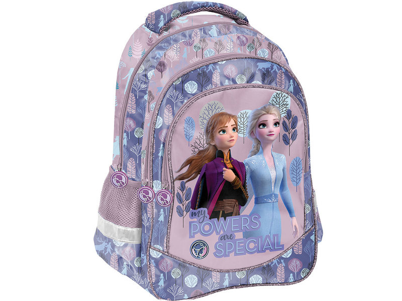 Disney Frozen Special Powers rugzak - 41 x 29 x 19 cm - Multi