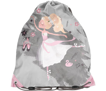 Ballerina gym bag 38x34 cm