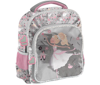Ballerina Backpack I love dance 32 cm