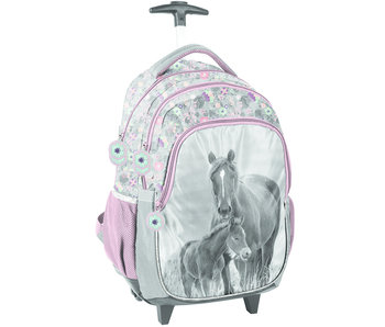 Animal Pictures Chariot chevaux 45 cm