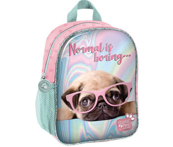 Studio Pets Toddler backpack normal is bore 28 cm
