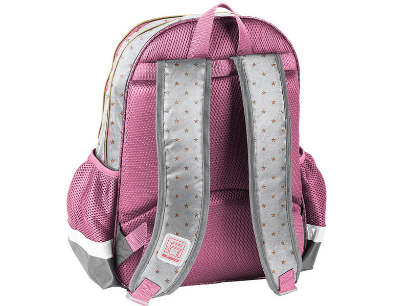 Studio Pets Hooded puppy - backpack - 42 x 30 x 18 cm - Multi