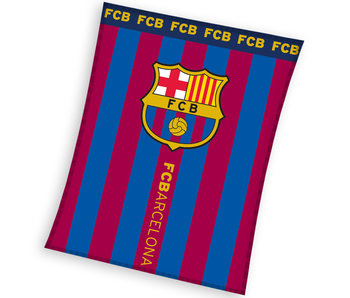 FC Barcelona Fleecedecke 110 x 140 cm