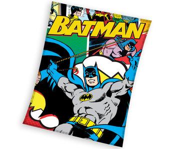 Batman Couverture polaire 110 x 140 cm