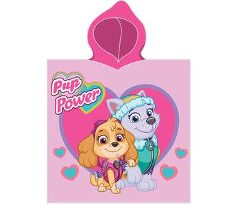 PAW Patrol Poncho pup power 50 x 115 cm