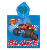 Blaze On Fire - poncho - 50 x 115 cm - Multi