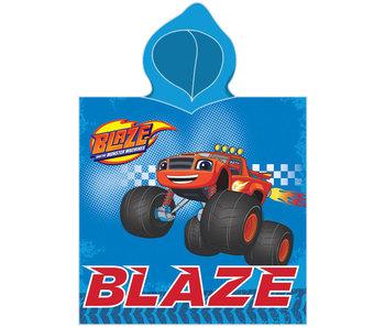 Blaze Poncho en feu 50 x 115 cm