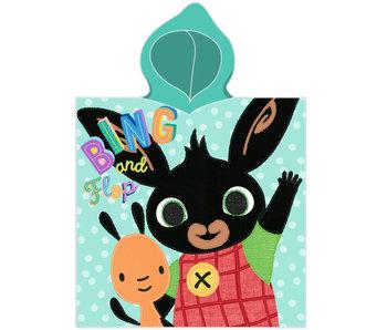 Bing Bunny Poncho Flop 50 x 115 cm