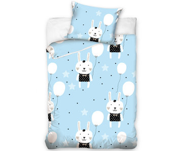 Konijn BABY Bettbezug 100 x 135 cm