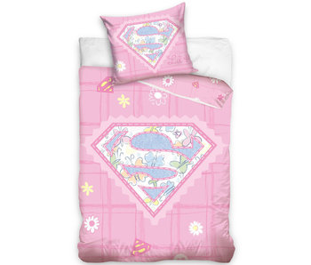 Superman BABY duvet cover 100 x 135 cm