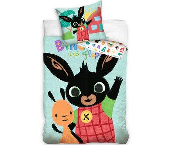 Bing Bunny Housse de couette Flop 140 x 200 cm