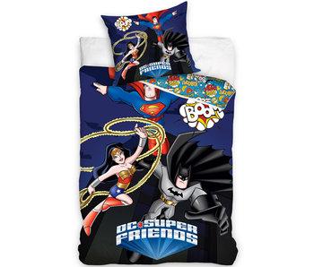DC Comics Bettbezug Super Friends - 140 x 200 cm