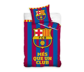 FC Barcelona Dekbedovertrek Club  - 140 x 200 cm