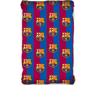 FC Barcelona Drap housse 90 x 200 cm