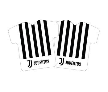 Juventus T-Shirt Kissen 44 x 44 cm
